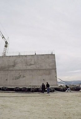 ΟΛΟΚΛΗΡΩΣΗ ΕΠΕΚΤΑΣΗΣ ΚΡΗΠΙΔΩΜΑΤΩΝ ΝΕΟΥ ΛΙΜΕΝΑ ΚΑΒΑΛΑΣ (υπό κατασκευή)